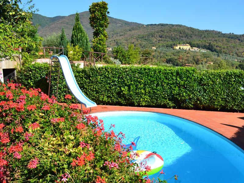 Rental Villa la Poggerina Tuscany Chianti - Villa la Poggerina Offers Amazing Views, Big Pool, BioGarden, and Wifi - Greve in Chianti - rentals