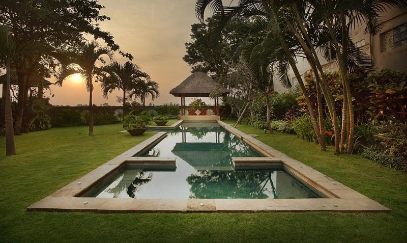 Pool & gazebo. - Villa Jasmine, Umalas - Seminyak - rentals