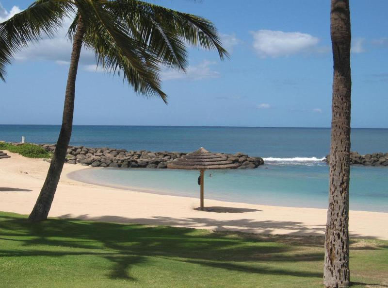 Luxurious Beach Villa with views of Lagoon 1, 2, 3 - with Championship Golf, Lap Pool. - Ko Olina Beach Front - Contact for Our Rates! - Kapolei - rentals