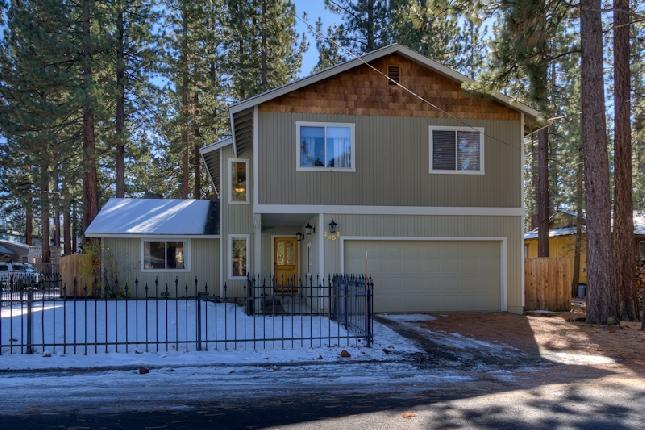 Front - 2,316sqft Luxury Home on Bike Trial W/ 11 Bikes - South Lake Tahoe - rentals