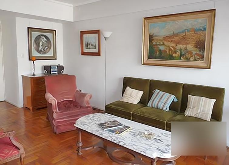 Living room - Recoleta's heart 3bdrooms for 6 pax, 2 bath, 84 m2 - Buenos Aires - rentals