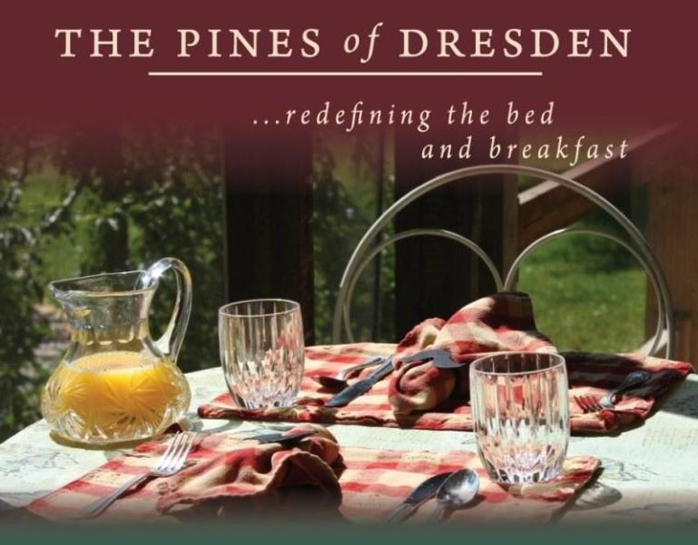 Redefining the bed and breakfast - The Pines of Dresden Bed and Breakfast - Dresden - rentals
