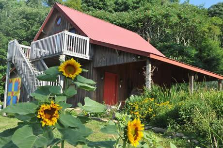 The Barn - The Barn at On the Windfall Farm - Lansing - rentals