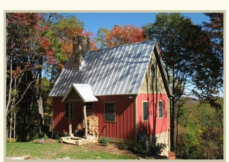 Granpy Aut - Granpy Aut at On the Windfall - 215 acre retreat - Lansing - rentals