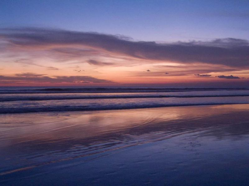 Sunset in Seminyak Beach (5min walk from the house) - Lovely Bali Home, 5min walk to Beach, Seminyak - Seminyak - rentals