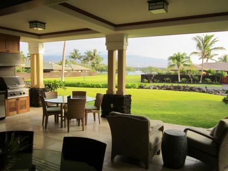 "Kolea Villa 6D - Spacious Lanai with Outdoor Kitchen/BBQ & Ocean Views - Kolea Villa 6D - Hawaiian ""Seaview Haven"" - Waikoloa - rentals"