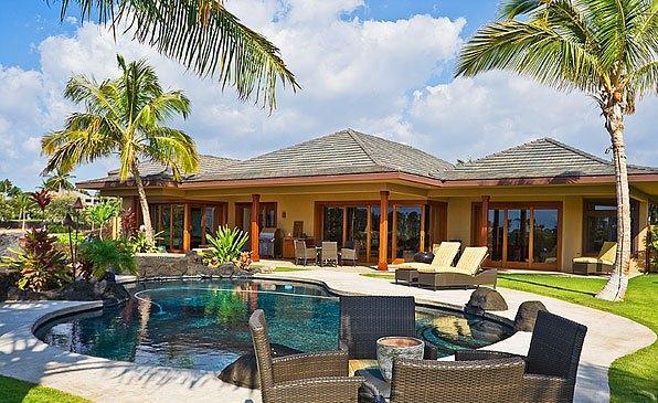 "Kailani House - Pool & House - Ocean View Home ~ Kolea's ""Kailani House"" #14 - Waikoloa - rentals"