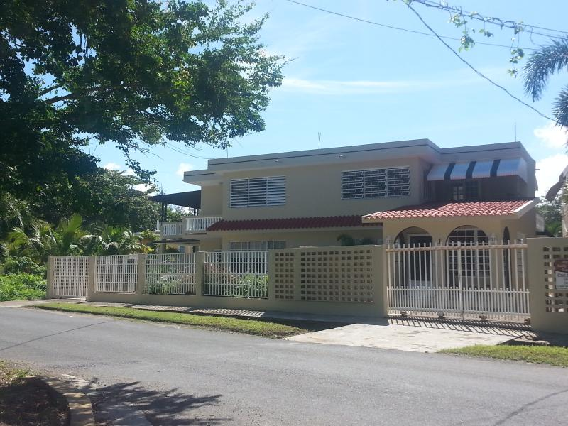 Property Front - Enchanting, Comfortable, Affortable Private Apartm - Vega Baja - rentals