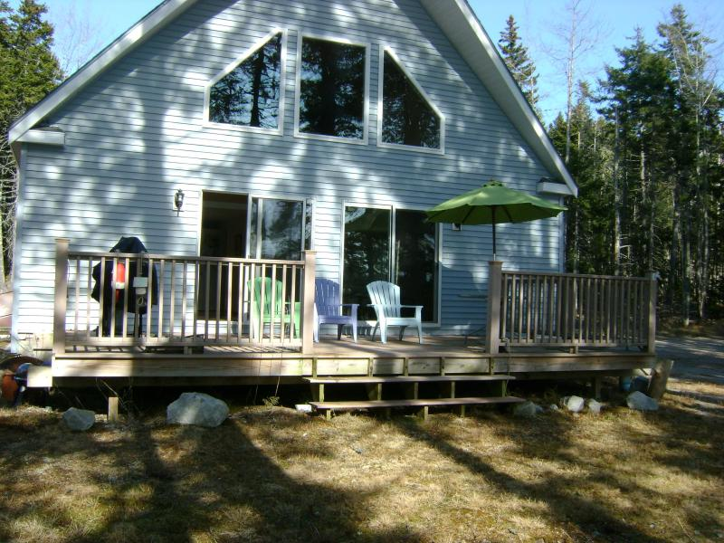 Oceanfront cottage near Hancock Point Maine - Image 1 - Hancock - rentals