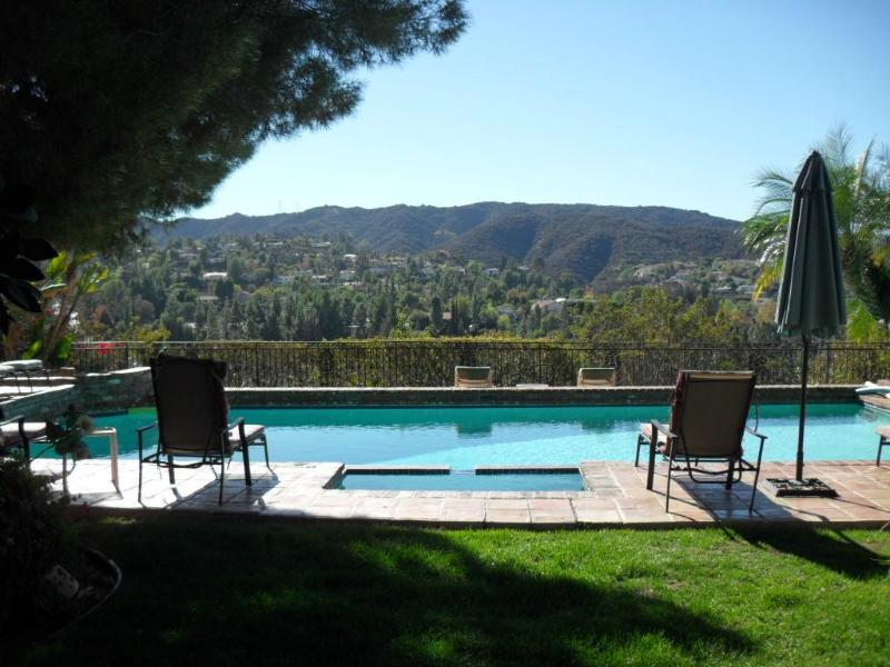 swimming pool - Incredible view, totally private, swimming pool.. - Los Angeles - rentals
