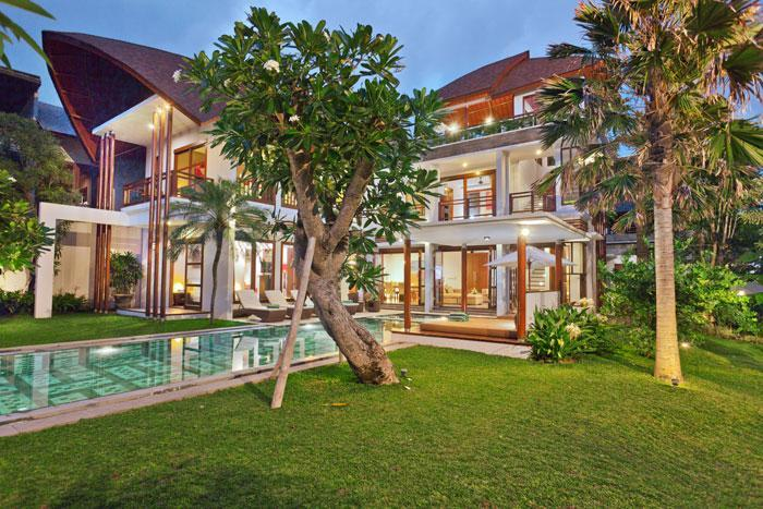 Mary's Beach Villa - Pool & Garden - Mary's Beach Villa - 3 / 4 Bedroom Villa in Canggu - Canggu - rentals