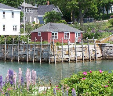 Harborside Cottage - Image 1 - Stonington - rentals