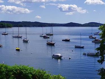 Moonrise Anchorage - Weeks Available! - Image 1 - Castine - rentals