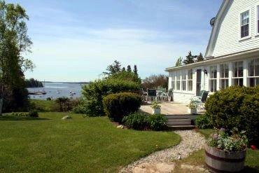 Center Harbor House - Image 1 - Brooklin - rentals