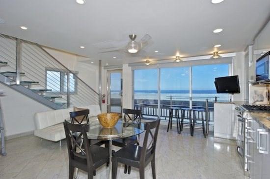 Rockaway 3 - Oceanfront Modern 2BR Luxury - Image 1 - Mission Beach - rentals