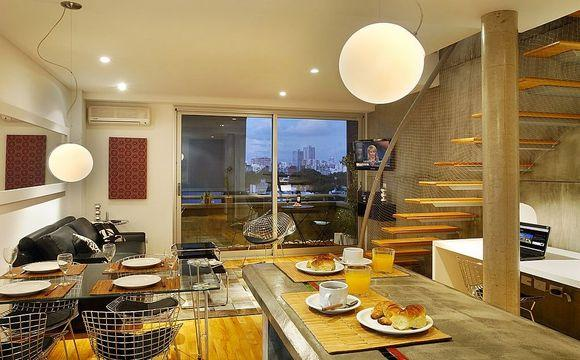 Stunning 2 Bedroom Penthouse in Palermo Hollywood - Image 1 - Buenos Aires - rentals
