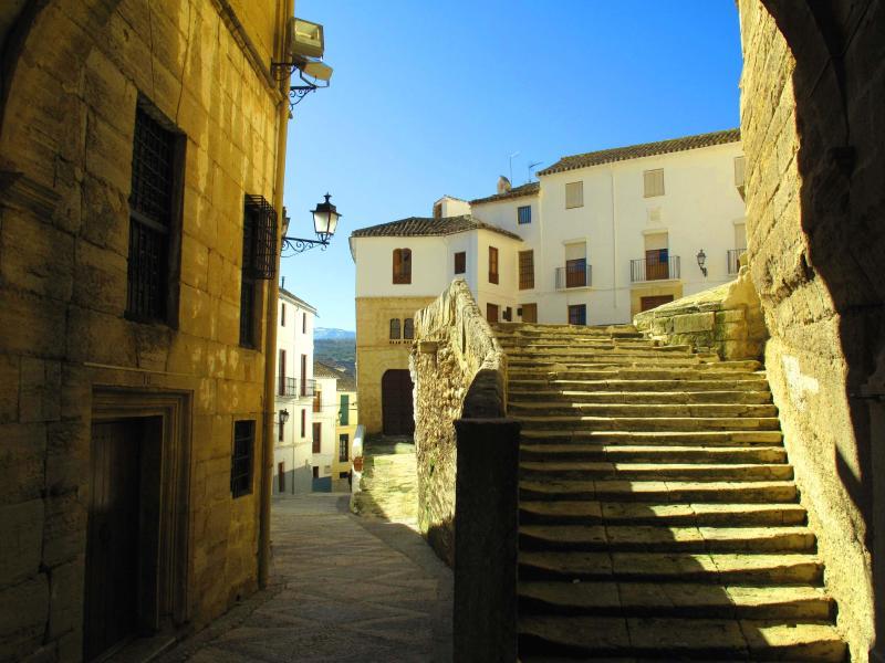 1 Bedroom flat  heart of Alhama's Arabic quarter - Image 1 - Alhama de Granada - rentals
