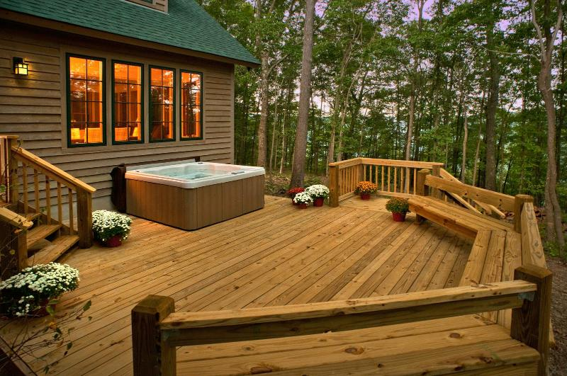 Paddle House - On the Rim of the New River Gorge - Vacation Home overlooking New River Gorge, WV - Lansing - rentals