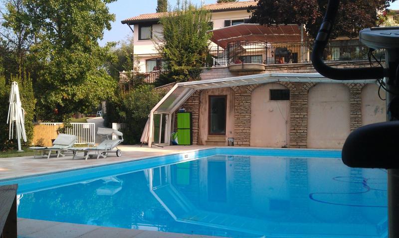 elegant flat private swimming pool verona center - Image 1 - Verona - rentals