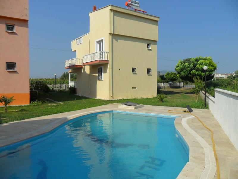 swimming pool - Holiday villa to Rent-Kusadasi/Aegean Coast Turkey - Kusadasi - rentals