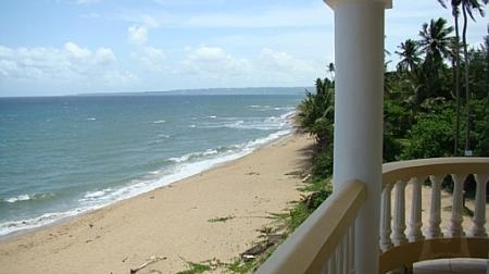 Balcony View to North - 3 Bedroom Paradise on the Beach - Rincon - rentals
