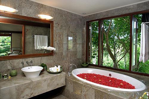 Main Bathroom - Villa Baladewa | 5* Bali Villa | Close to Seminyak - Seminyak - rentals