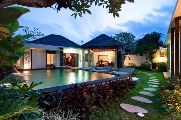 Villa Pulu Seminyak - 3 Bedroom Villa - The Villa, Pool & Garden - Villa Pulu - 3 Bedroom Vacation Villa in Seminyak - Seminyak - rentals