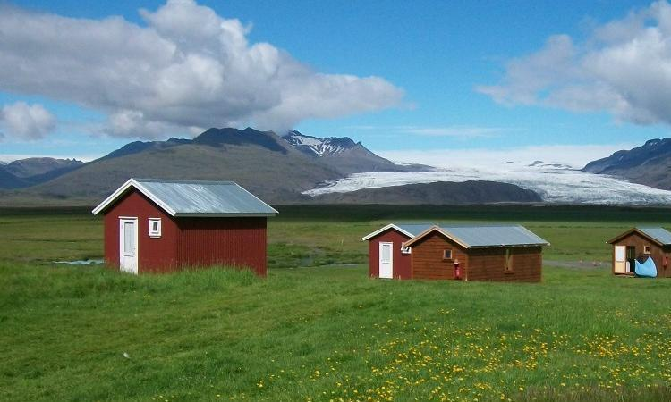 Lambhus cottages - Lambhus - Cosy cabins by the Vatnajokull Glacier - Höfn  - rentals