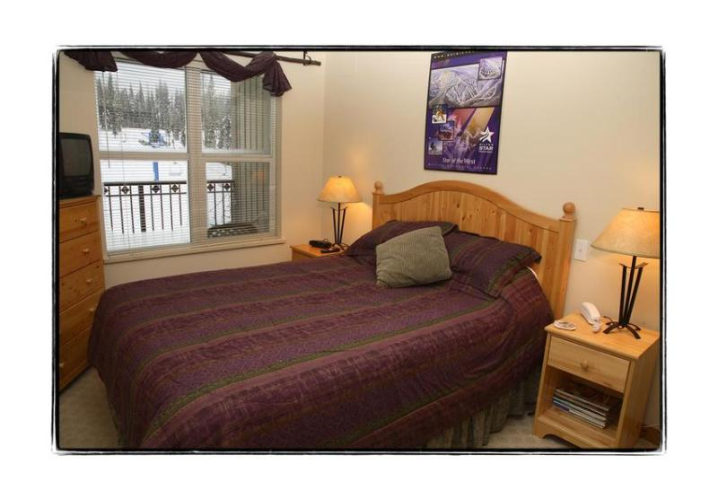 Snowbrush Creekside Ski In /Ski out - Image 1 - Vernon - rentals