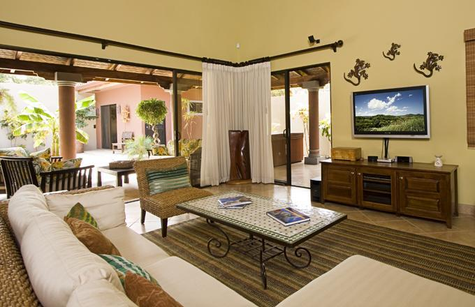 Living Room - Casa Potrero - Playa Flamingo - rentals