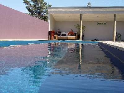 Pool & Cabana -- has spa & swim jet - Beachfront Aprtmnt Wonderful views perfect climate - Bermagui - rentals