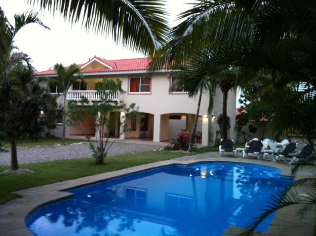 Villa California - Caribbean Paradise,3 Bd, 3 BA Villa,1/2 Acre, WIFI - Sosua - rentals