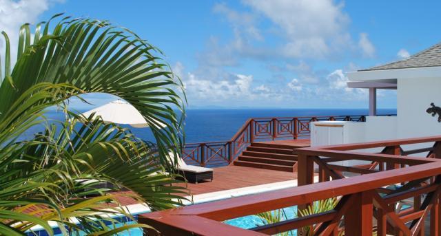 Villa at Panorama at Saline Point, Cap Estate - Image 1 - Cap Estate - rentals