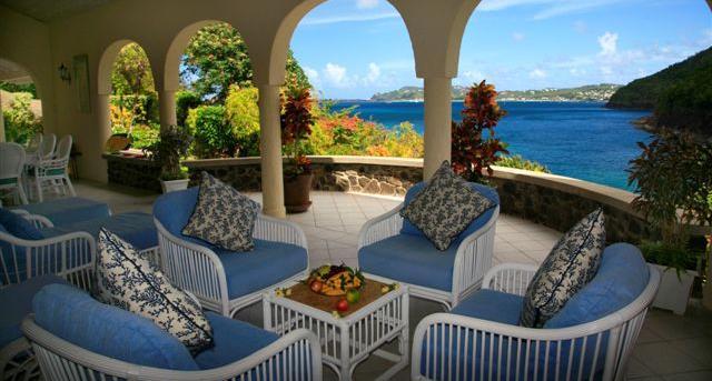 Trouya Villa at Bois D'Orange, Saint Lucia - Sea Views, Walk To Beach, Air Conditioning - Image 1 - Bois d'Orange - rentals