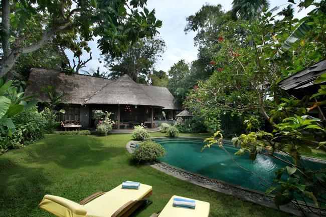 Umah Kedash - The House at Day Time - Umah Kedash - 3 Bedroom Pool Villa in Seminyak - Seminyak - rentals