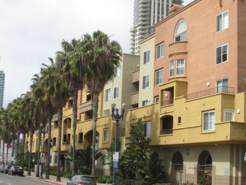 San Diego - Downtown gas lamp, Bay view, walk everywhere - Pacific Beach - rentals