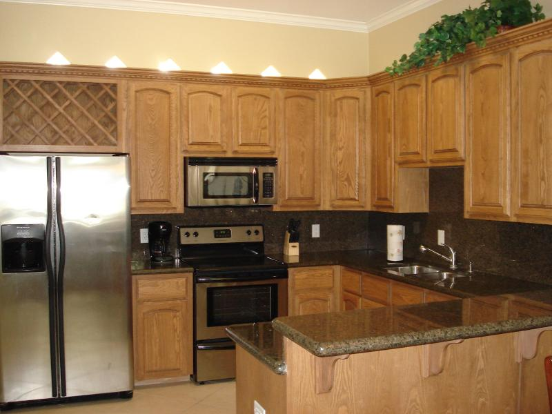 Bright Kitchen with Granite Countertops - Beautiful 2 Bedroom Condo Across from Beach!! - South Padre Island - rentals