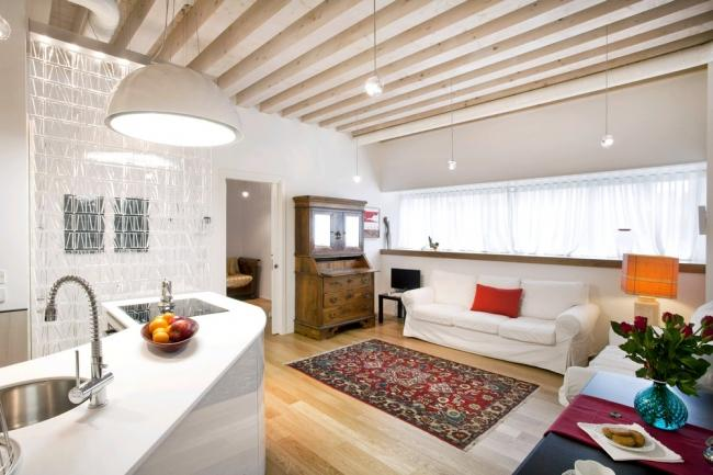 A spacious, modern, and sunny apartment in the Cannaregio district - Image 1 - Venice - rentals