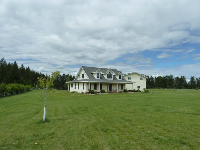 Property Viiew - Bad Rock Guest House - Columbia Falls - rentals