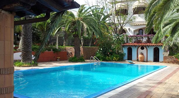Villa Itaca, villa with private pool and garden - Image 1 - Taormina - rentals