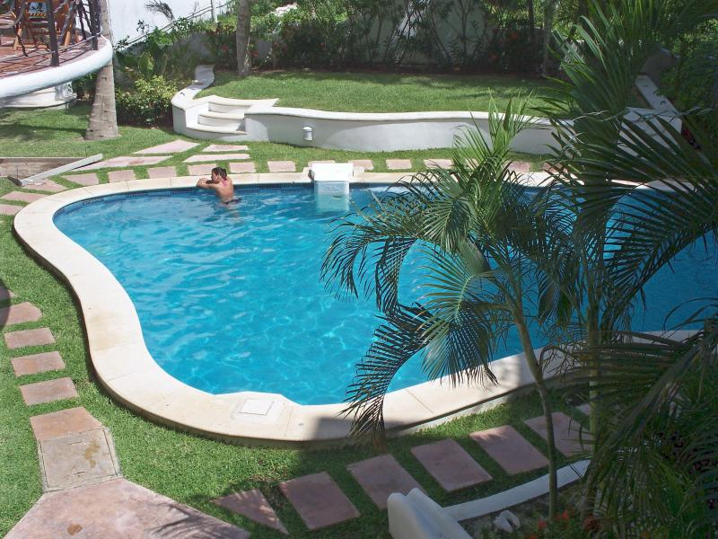 Fabulous Fresh Water Pool - Simply Unforgettable, Las 3 Vistas! - Cozumel - rentals