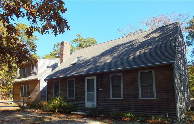WALK TO DYER POND -4BR - WCONN - Image 1 - Wellfleet - rentals