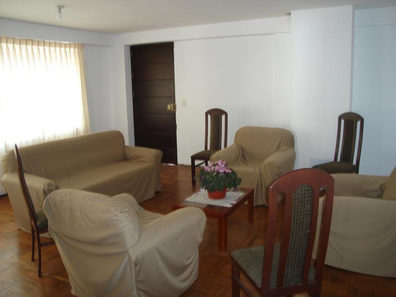 Amplia Sala - Cusco for family - Cusco - rentals