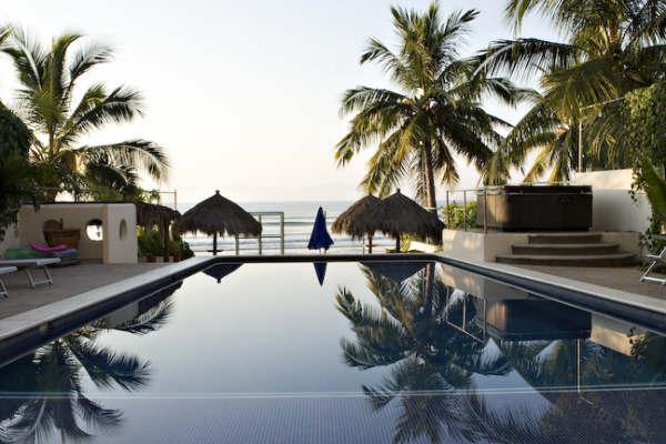 paradise in punta mita mexico - Punta Mita Beachfront Condo - Punta de Mita - rentals