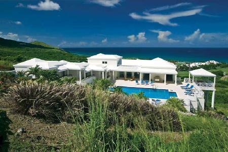 Blue Vista - Beautiful villa with pool & breathtaking views - Image 1 - Saint Croix - rentals