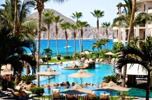 2 Bedroom 3 Bath Oceanview Poolside Villa in Cabo - Image 1 - Cabo San Lucas - rentals