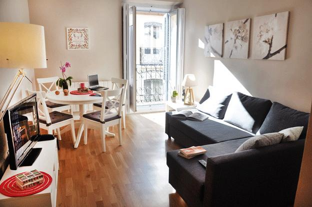 Vanity Chueca, two bedrooms in Madrid centre - Image 1 - Madrid - rentals