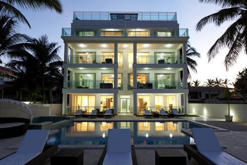 View from the Pool Deck - 2 Bedroom Condo Cabarete, Dominican Republic - Cabarete - rentals