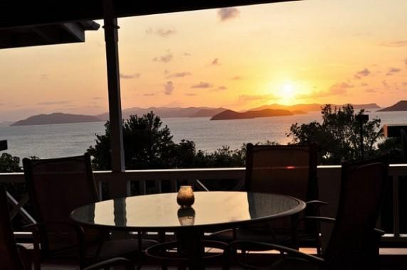 Sunset - Blue Heaven Apartment - Virgin Gorda - rentals