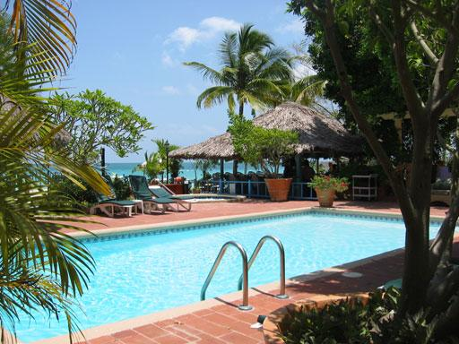 PARADISE PSP -126114 - | FANTASTIC VALUE| AUTHENTIC|  BOUTIQUE| JUNIOR SUITE WITH BEACH AND POOL - Image 1 - Negril - rentals